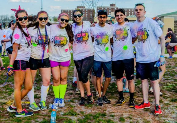 ColorMeRun 2015 | PurColour Celebration Powder | Color Powder, Holi Powder
