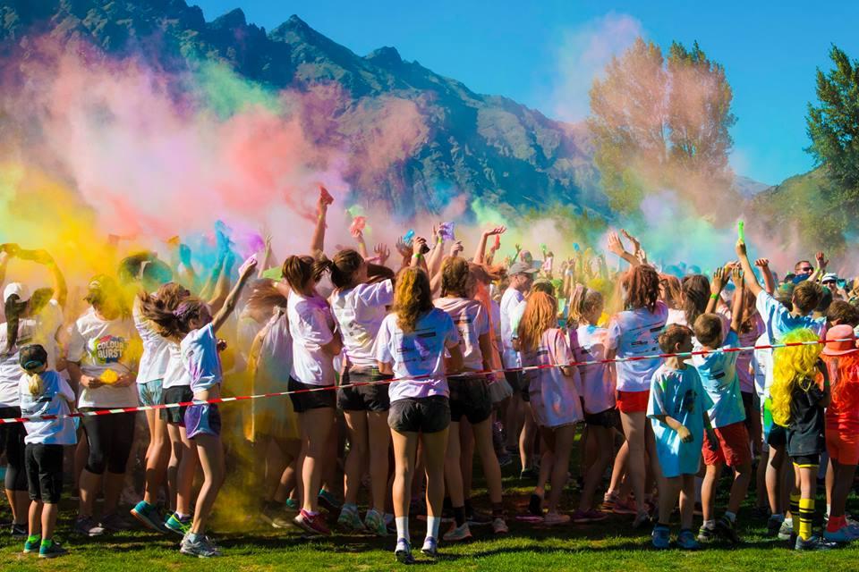 Color Burst 2016