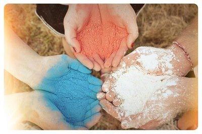 Fourth of July Celebration! | PurColour Celebration Powder | Color Powder, Holi Powder