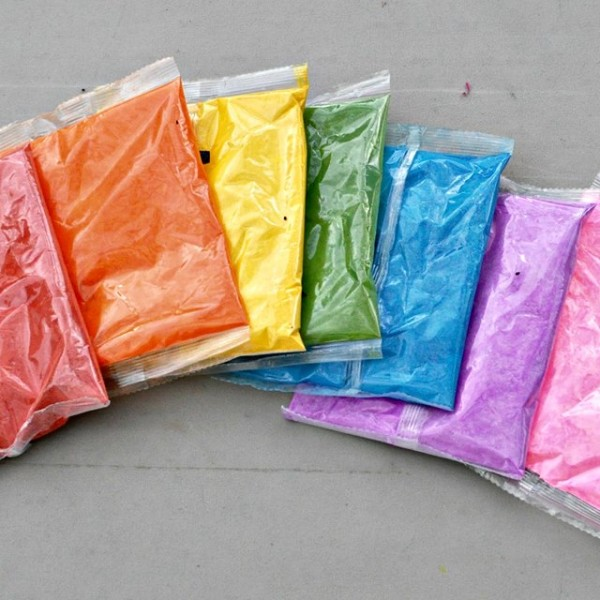 Color Powder Standard Colors