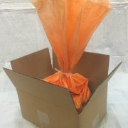 Color Powder Standard Orange Bulk