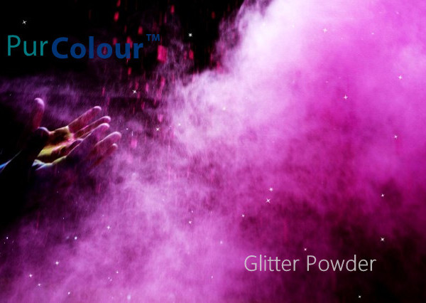 Color Powder – Glitter Purple