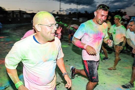 GTMO Color Run with PurColour