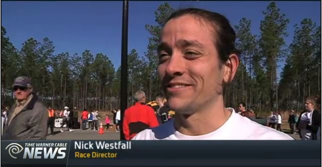 Nick Westfall Race Director Childhood Obesity