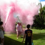 PurColour Blaster Gender Reveal
