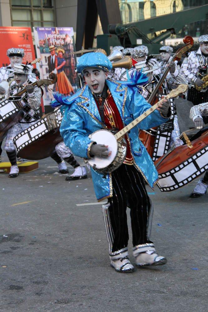 Fralinger String Band 2018 Mummers Parade.