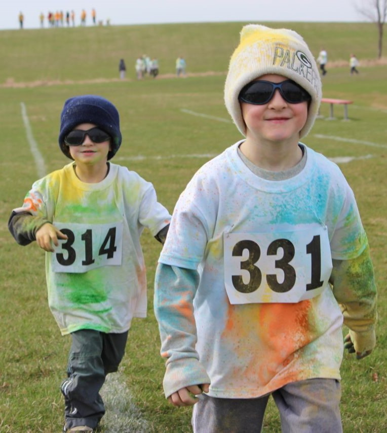 Small Local Color Fun Run
