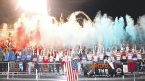 Color powder (holi powder, celebration powder) provided by Purcolour for football school color run.