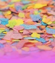 Bio-Degradable Confetti