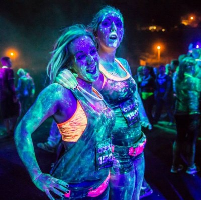 PurColour Color Powder After Dark GLow in the dark