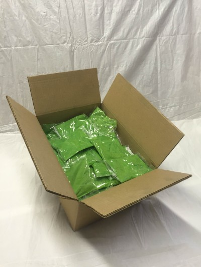 PurColour Color Powder Standard Green Bags