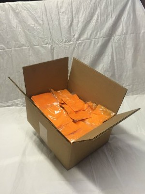 PurColour Color Powder Standard Orange Bags