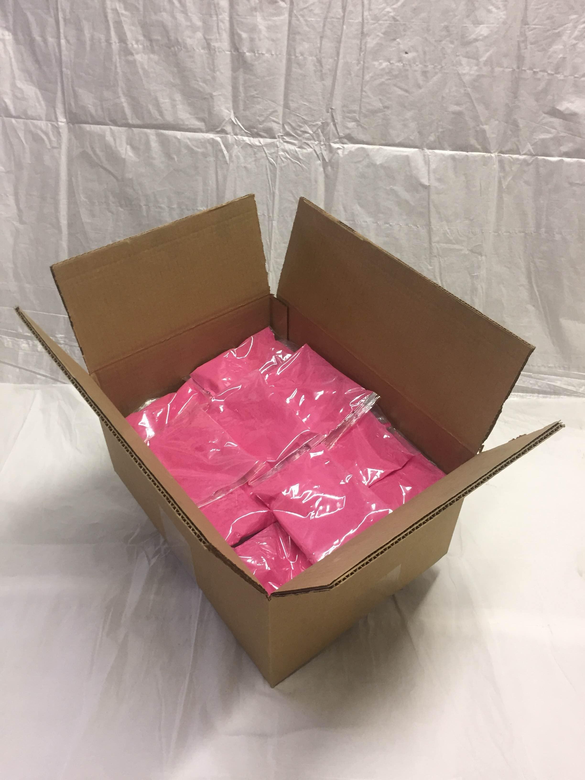 PurColour Color Powder Stanard Pink Bags