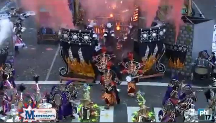 Fralinger String Band - Mummers Parade 2017