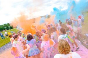 Come Back with Color!